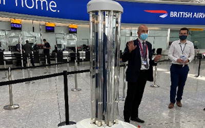 BA/LHR a review of operations amidst a pandemic- Abby Penston CEO Focus Travel Partnership.