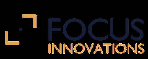 Focus Innovations navy - Landscape 500x200